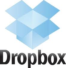 Dropbox logo online storage