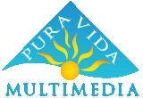Pura Vida MultiMedia Logo