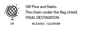 WDS 2104 Unconventional Treasure Hunt Clue 7