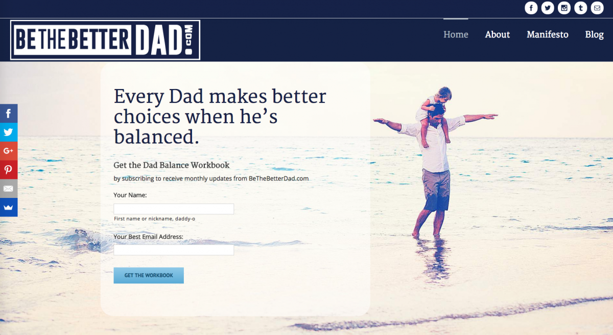bethebetterdad-homepage