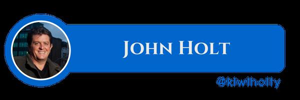 john holt new zealand